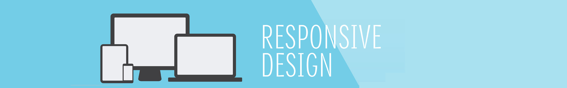 Responsive Design Banner