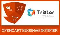 OpenCart Module - Bugsnag Notifier