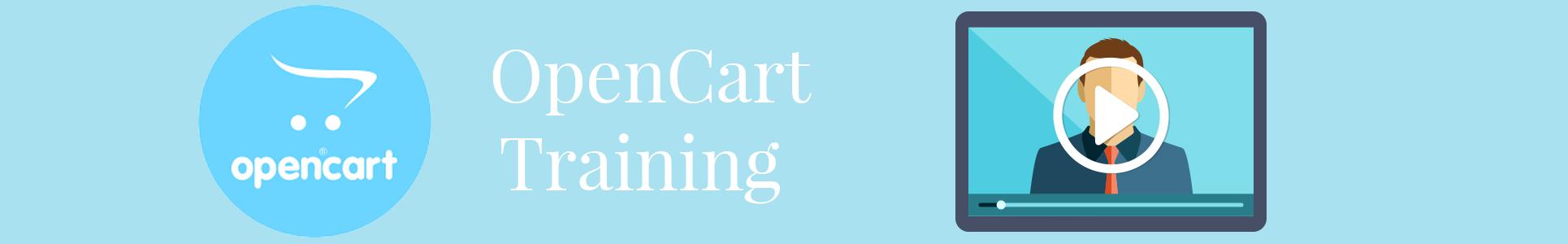 OpenCart Training