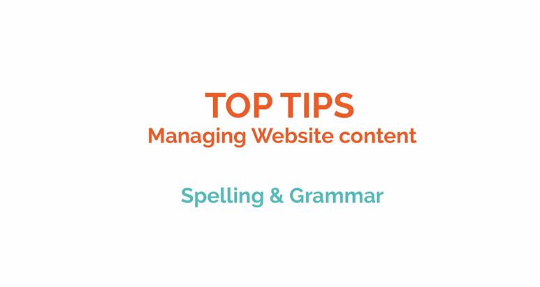 Tips & Tricks - Grammarly Video